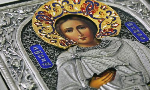 9 августа - день Пантелеймона Целителя